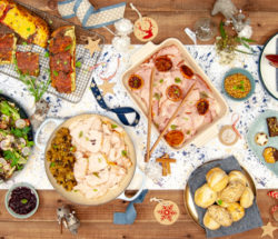 Christmas Buffet & BBQs