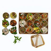 Petite Salad Pots