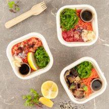 Poke Bowls, Sushi & Sliders