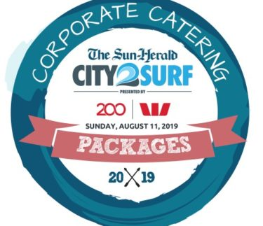 City2Surf Catering