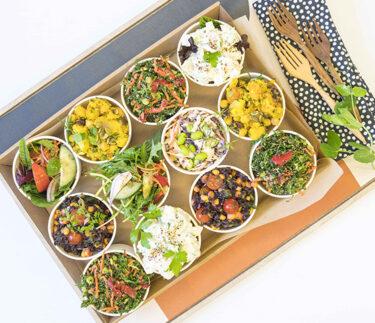 Spring Carnival Salads