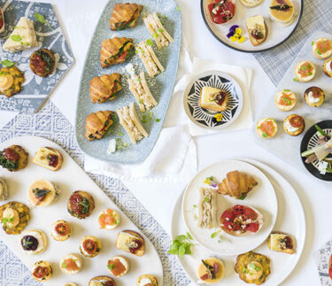Cold Canapes & Fingerfood