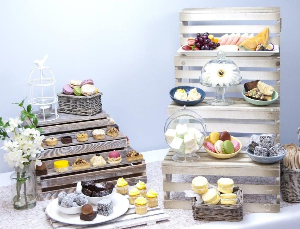 Food Ladders - Sweet Treats