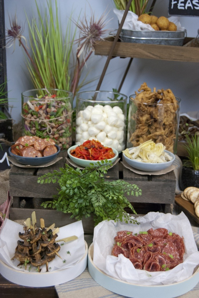 Rustic Style Catering