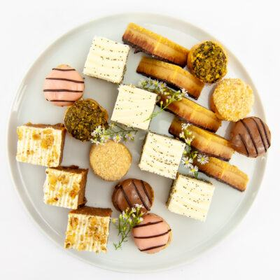 Assorted cakes & slices