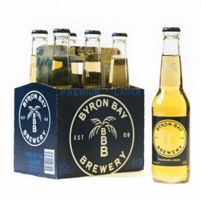 Byron Bay Premium Lager