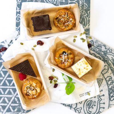 Duo pack F – Assorted cake + Muesli cookie