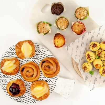 Morning Tea Specials – Deluxe package
