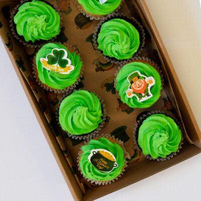 Mini Irish Cup Cake Collection