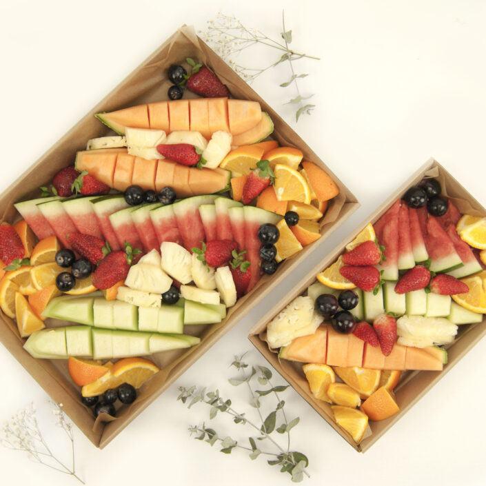 Fresh fruit nibble