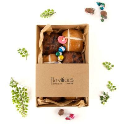 Hot Cross Bun Gift Box