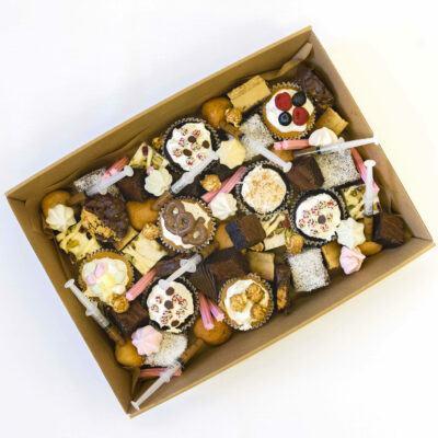 Indulgent flavours box