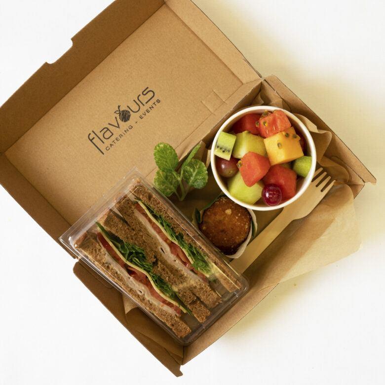 Lunch box B