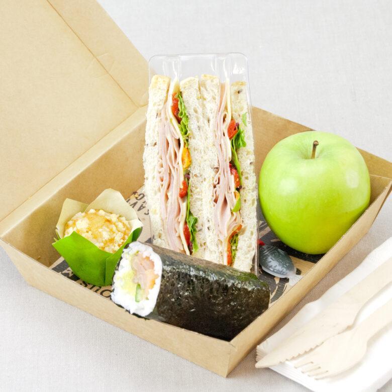 Lunch box C