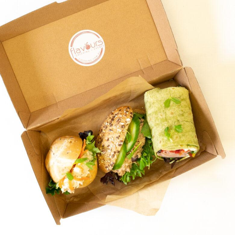 Lunch box D