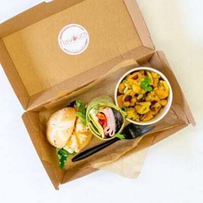 Lunch box E