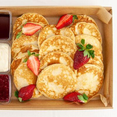 Pancake box