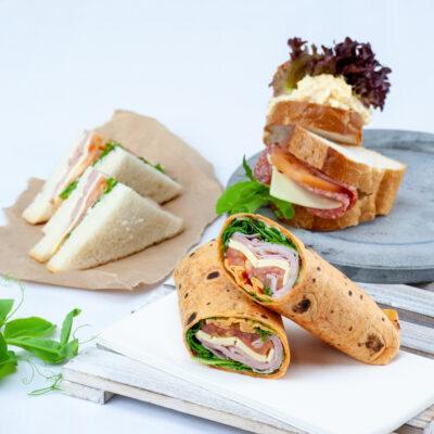 Sandwich safari