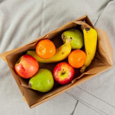 Whole fruit box