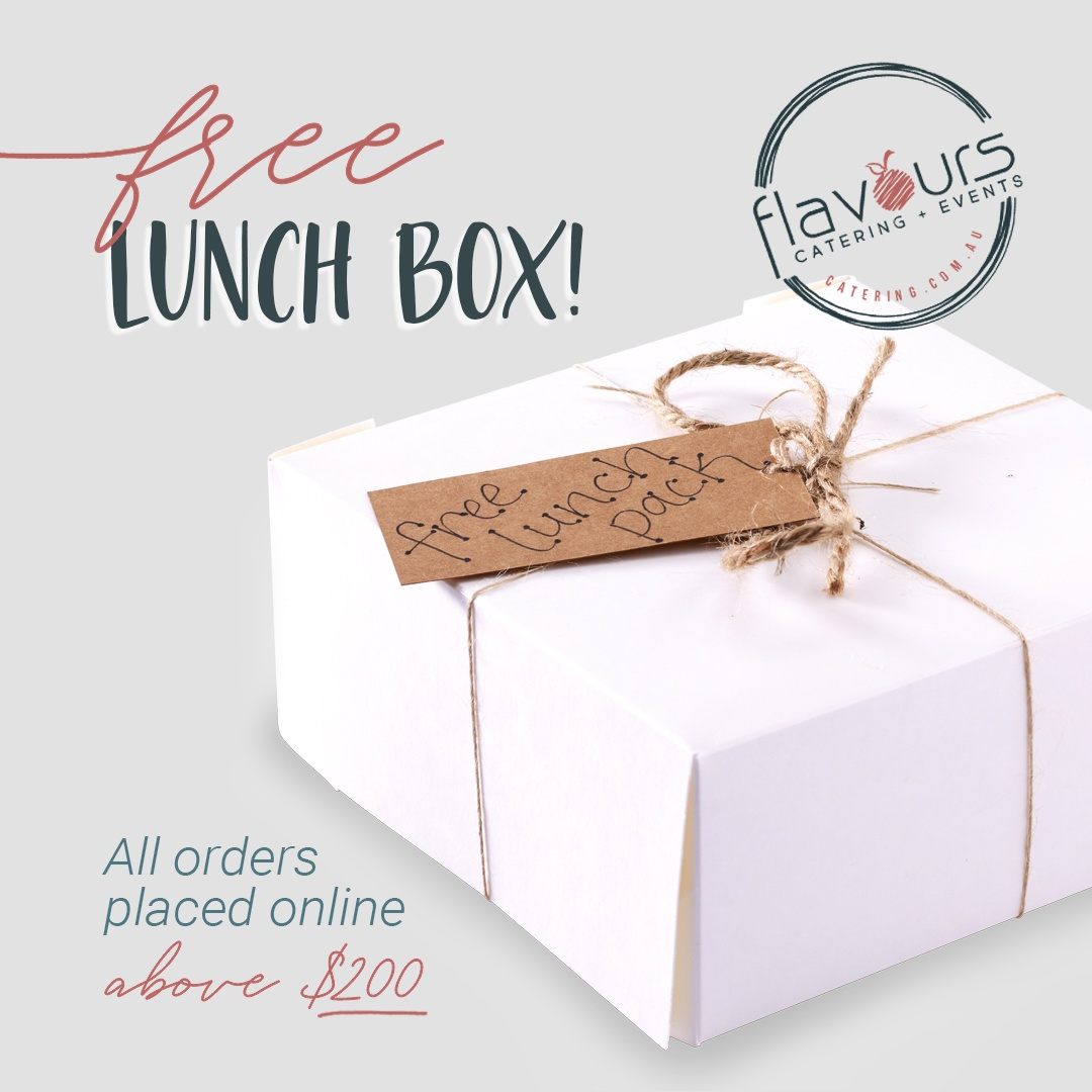 Drop off  / delivered catering Image