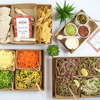 Lunch combos & kits