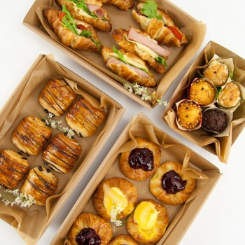 Shared platters