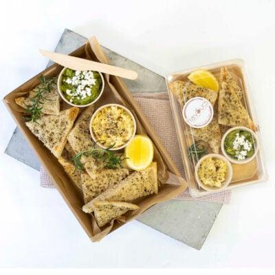 Bruschetta box