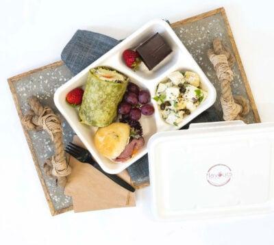 Chefs selection bento box