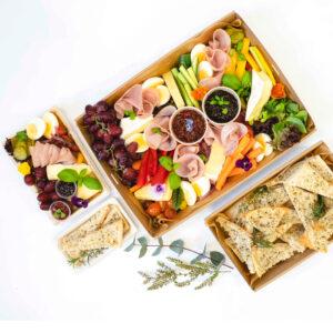 Grazing platter options